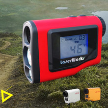 Golf Distance Correction Rangefinder Perfect for Golf and Hunting(China)