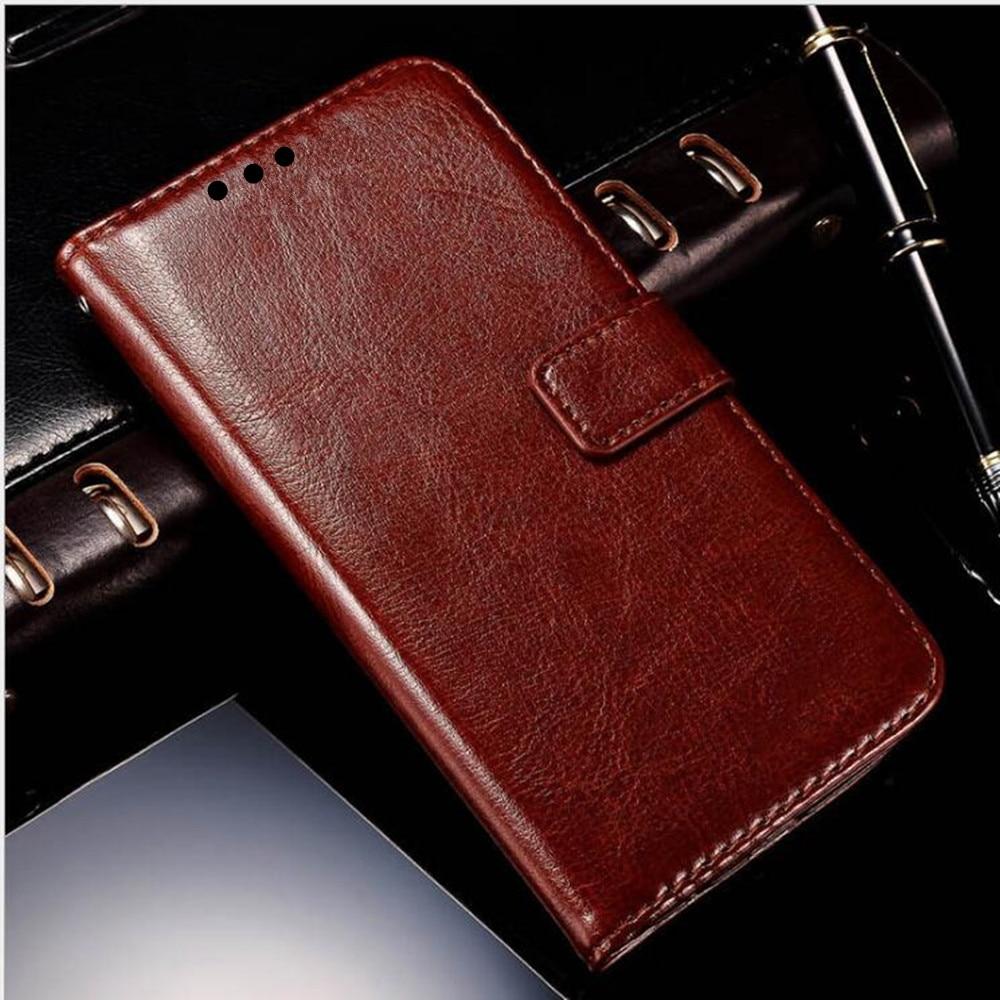 PU Leather Wallet Case for Xiaomi Mi 4 4W 4I 4C 4S 5 5X 5C 5S 6 Plus 6X A1 A2 Lite Black Shark Note 2 3 Pro Flip Phone Cover