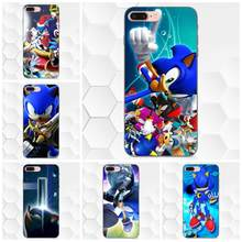 Vertical Phone Case Sonic The Hedgehog Video Game For Xiaomi Redmi Note 2 3 4 4A 4X 5 5A 6 6A Plus Pro S2 Y2(China)
