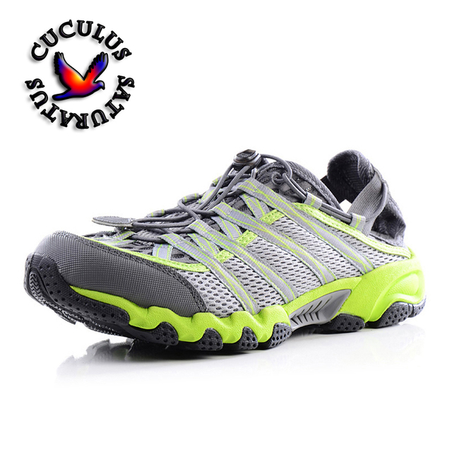 RAX Outdoor Breathable Hiking Shoes Men Women Lightweight Walking Climbing Shoes  Anti-skid Aqua Water