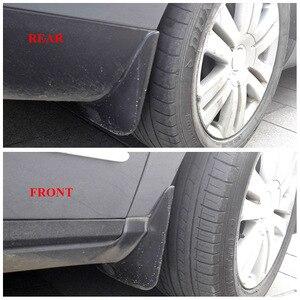 Image 5 - Set Mud Flaps For VW Passat B6 3C 2005 2011 Sedan Mudflaps Splash Guards Mud Flap Mudguards Fender 2006 2007 2008 2009 2010