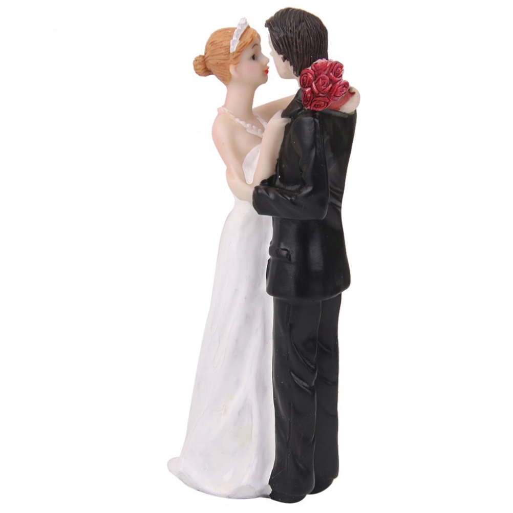 Cake Decoration Figures : Online Buy Wholesale bride groom figures from China bride ...
