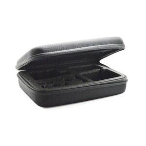 Image 2 - Taşınabilir su geçirmez kamera saklama çantası kutusu için orta boy Gopro Hero Xiaomi Yi SJCAM eylem kamera
