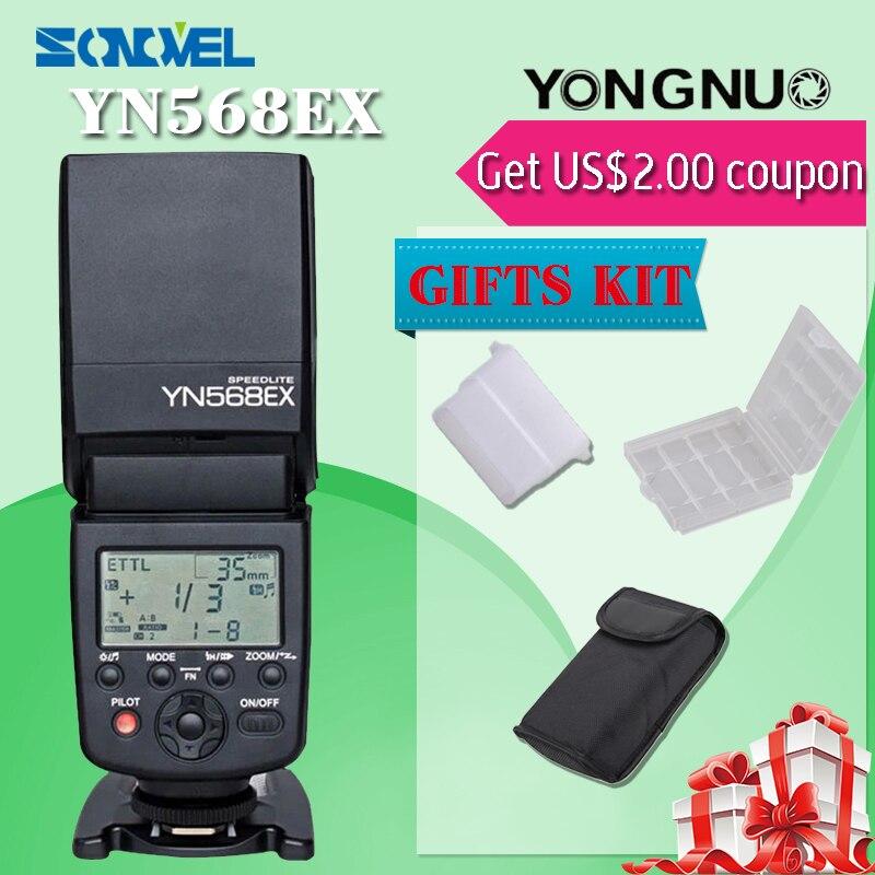 Здесь продается  YONGNUO YN-568EX YN568EX Flash Speedlite TTL Master High-Speed Sync 1/8000s For Nikon D7500 D850 D810 D800 D750 D500 D5 D4S D4  Бытовая электроника