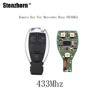 Stenzhorn 3Buttons 433Mhz Remote Key For Mercedes Benz Year 2000 NEC BGA Style For Mercedes Benz