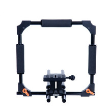 SK-C01 Lightweight, Steady and Multifunctional PRO Camera Cage for Canon 5D 5D Mark II Nikon DSLR Cameras Camcorders