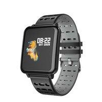T2 Lange Standby Smart Horloge Mannen Ip67 Leven Waterdichte Professionele Sport Modes Ondersteuning Meerdere Talen Smartwatch Vrouwen-in Smart watches van Consumentenelektronica op