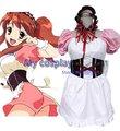 Anime Haruhi Suzumiya Cosplay - Haruhi Suzumiya Mikuru Asahina Cosplay Costume Female skirt Halloween Free shipping