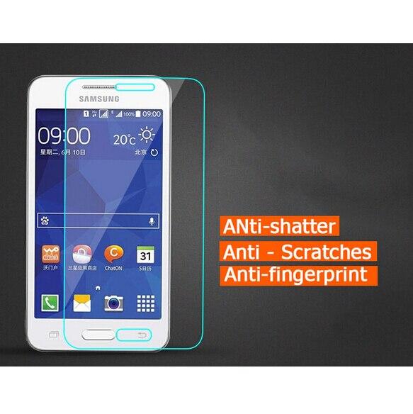Pour Samsung Galaxy Ace 4 Neo SM G318H Lite Duos G313H G313M Tendance 2 G313HN Protecteur Decran Premium Trempe Verre Dans Ecran Protecteurs De