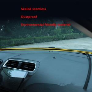 Image 4 - Adesivi per auto Cruscotto Strisce di Tenuta merci Per SUZUKI vitara swift sx4 jimny grand vitara 2016 samura Accessori per Interni Auto