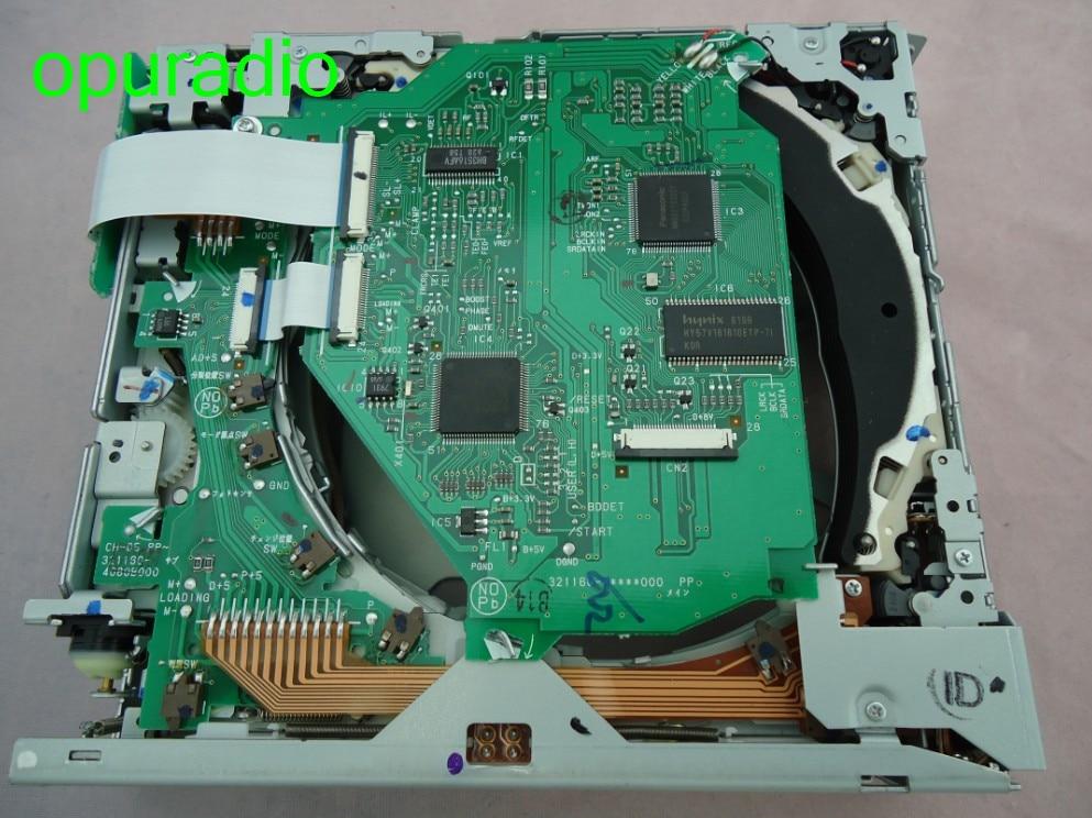 Free shipping Fujitsu ten 6 disc CD mechansim CH 05 602 CH