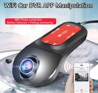 mini wifi Car DVR Camera Dashcam Full HD 1080P dash cam IMX 322 Novatek 96655