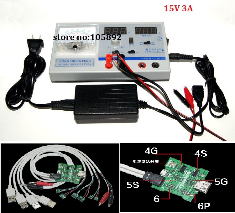 Free shipping PS1503 Mini DC Power Supply Adjustable Digital Regulated power 0-15V 0-3A Dual display for all cell phone repair mini adjustable dc power supply laboratory power supply digital variable voltage regulator 30v10a four display ps3010dm