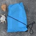 Hot 14 Cores populares Saco de Dormir Sono Ar Portátil Camping Cama De Praia Cama Sleepping LayBag Rápido Rede Cadeira Inflável Do Ar