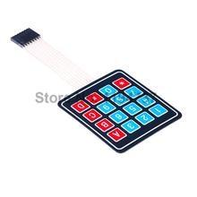 1PCS 4*4 Matrix Array/Matrix Keyboard 16 Key Membrane Switch Keypad 4X4 Matrix Keyboard