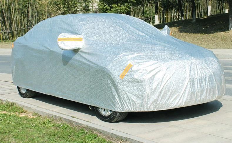 Новый CoversMulti автомобиля Размер полный Обложка автомобилей дышащий УФ-Защита Открытый крытый щит водонепроницаемый,автомобиль охватывает,стайлинга автомобилей
