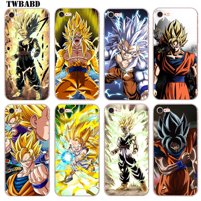 coque dragon ball iphone 5