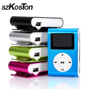 MP3 odtwarzacz z podpórka ekranu LCD gniazda karty Micro TF USB MP3 Sport odtwarzacz odtwarzacz MP3 z słuchawka do iPhone #8217 a PC tanie i dobre opinie SZKOSTON 10 godzin 900035-1 Pamięci Flash Dotykowy Tone Z tworzywa sztucznego