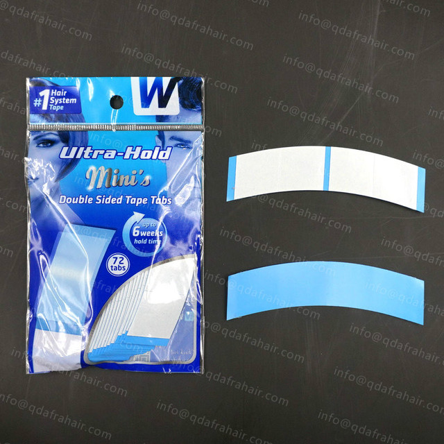 5 bags/lot Walker Waterproof Strongest Holding Hair System Tape Ultra-hold Minis Doulbe Sided Tape Tabs T022
