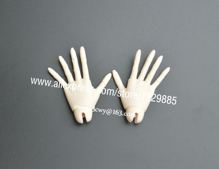 HeHeBJD 1/3 Doll Jointed Hands for 1/3 female Dolls free shipping-in Dolls from Toys & Hobbies    1
