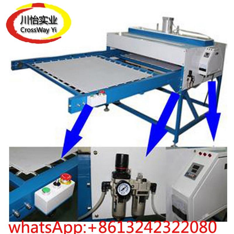 Large Format Pneumatic Heat Press 8010