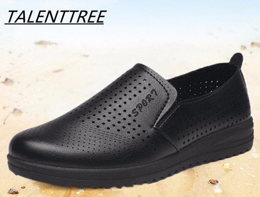 men sandals leather male summer shoes 2018 casual zapatos hombre vestir sapato masculino chaussures hommes mocassin loafers mens