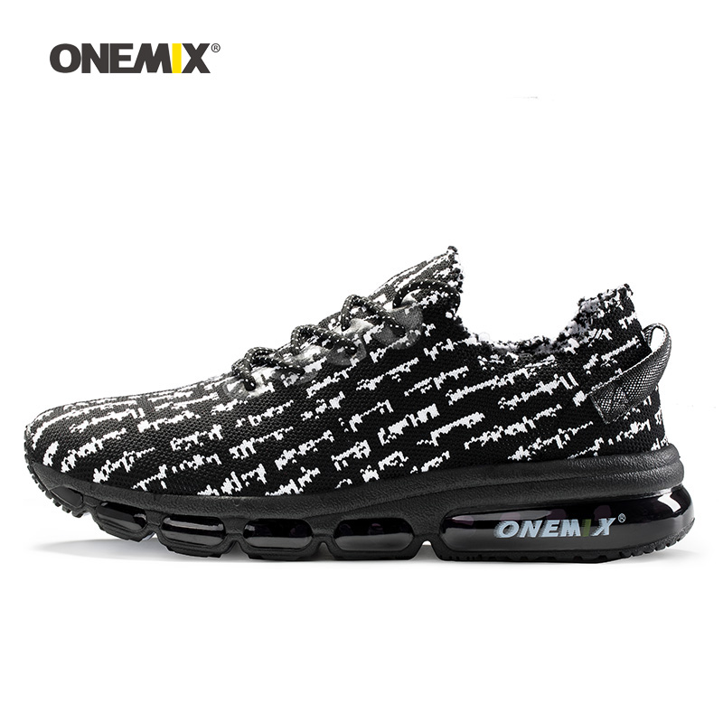 2018 Max Men Running Shoes Women Trail Nice Trend Athletic Trainers Black White Sports Trekking Cushion Outdoor Walking Sneakers 2018 max woman running shoes women trail nice trends athletic trainers white sports trekking cushion outdoor walking sneakers