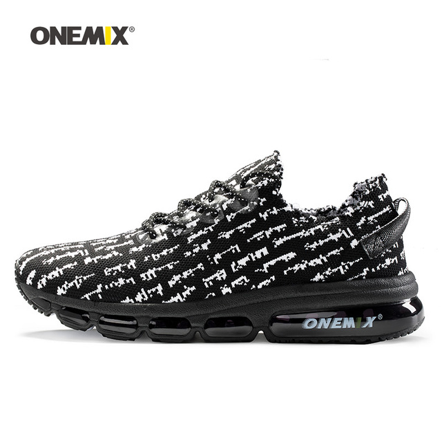 5cbcd17dc22d 2019 Max Men Running Shoes Women Trail Nice Trend Athletic Trainers Black  White Sports Trekking Cushion