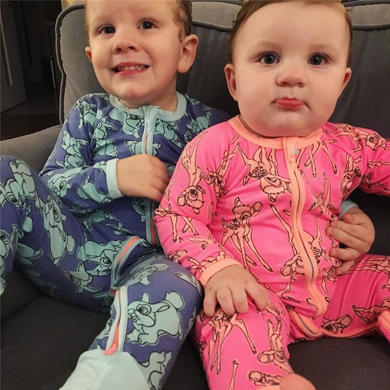 Autumn Style Baby   Rompers   Fashion Boy Girl Cotton One Pcs   Rompers   Bebe Overalls Long Sleeve Baby Pajamas BabyJumpsuit SR293