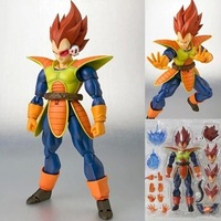 15cm Dragon Ball Z Vegeta SHF Figuarts Action Figures Collectible Toy Anime Model Kids Doll PVC