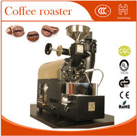 Commercial Professional Cafe Coffee Beans Roaster Coffee Beans Roasting Machine