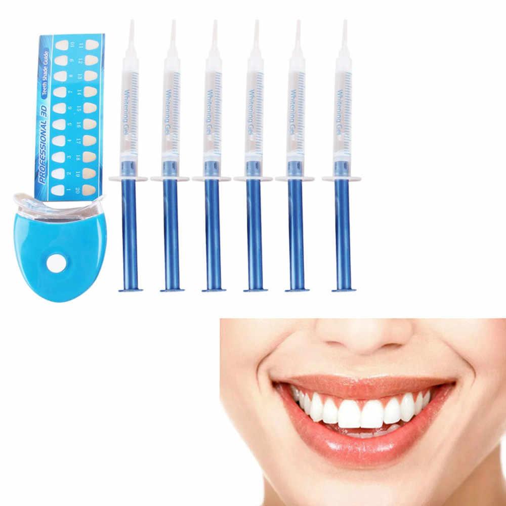 Отбеливание зубов 44% перекись система для отбеливания зубов яркий белый улыбается 10 шт гель для отбеливания зубов комплект с светодиодный светового оборудования