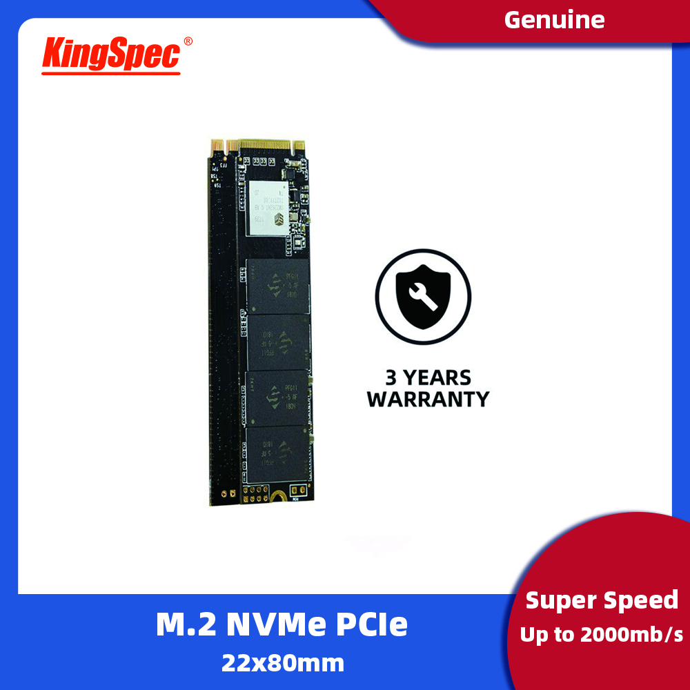 KingSpec 120gb 240gb 500gb M2 1tb NVMe 2280 SSD M.2 HDD PCIe Internal For Laptop