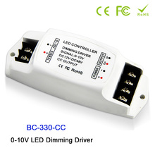 BC-330-CC LED PWM dimmer 0-10V 350mA /700mA/1050mA constant current dimming driver for led lamp,DC12V-DC48V