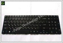 Ruso Del Teclado para Acer Aspire V104730DS3 90.4HV07.S0R RU 9Z. N1H82. C0R PK130C92A04 NSK-ALC0R AEZR7700010 KB. I170A. 164 RU Negro