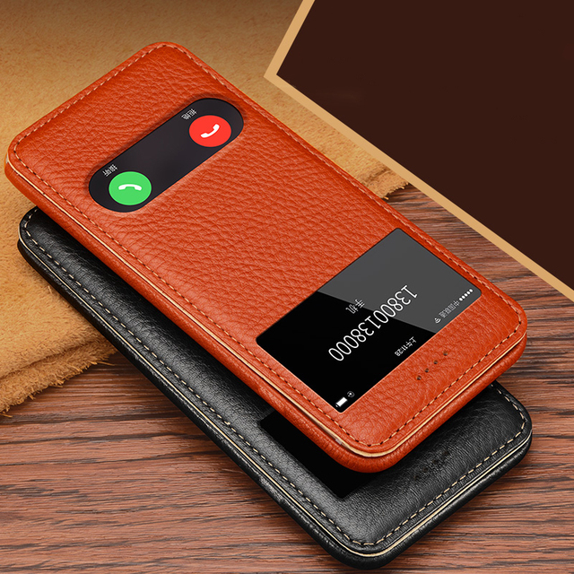iphone 6s case flip cover leather