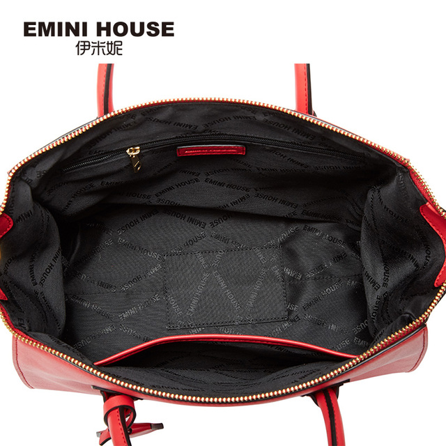 EMINI HOUSE 2017 New Design Crossbody Bags For Women Split Leather Shoulder Bags Luxury Women Handbag Classic Messenger Bag