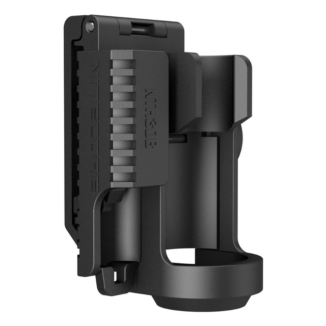 2018 NITECORE Holster Mount Holder NTH30B For Flashlight P20 / P20UV and Battery Duty Belt Hunting Professional accessories