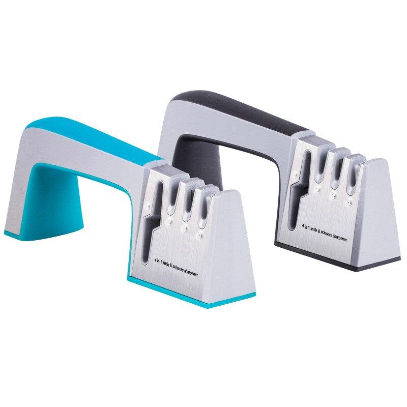 Quick Grinder Home Scissor Blade Large Two sided Grinder Kitchen Multifunctional Kit