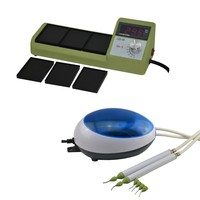 Jewelry tools 220V Stone Setting Device Vacuum Thermal Micro Wax Setting Machine with accessories