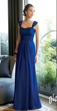 Long Royal Blue Plus Size Bridesmaid Dresses Under 50 2015 Pleat Scoop Sleeveless Empire A-Line Satin Floor Length Custome Dress