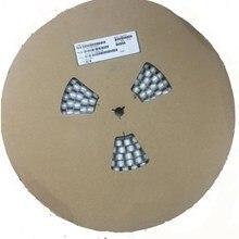 500 pièces 220 UF 330 UF 470 UF 1000 UF 16 V 25 V 35 V 50 V 10mm * 10mm SMD condensateur électrolytique En Aluminium