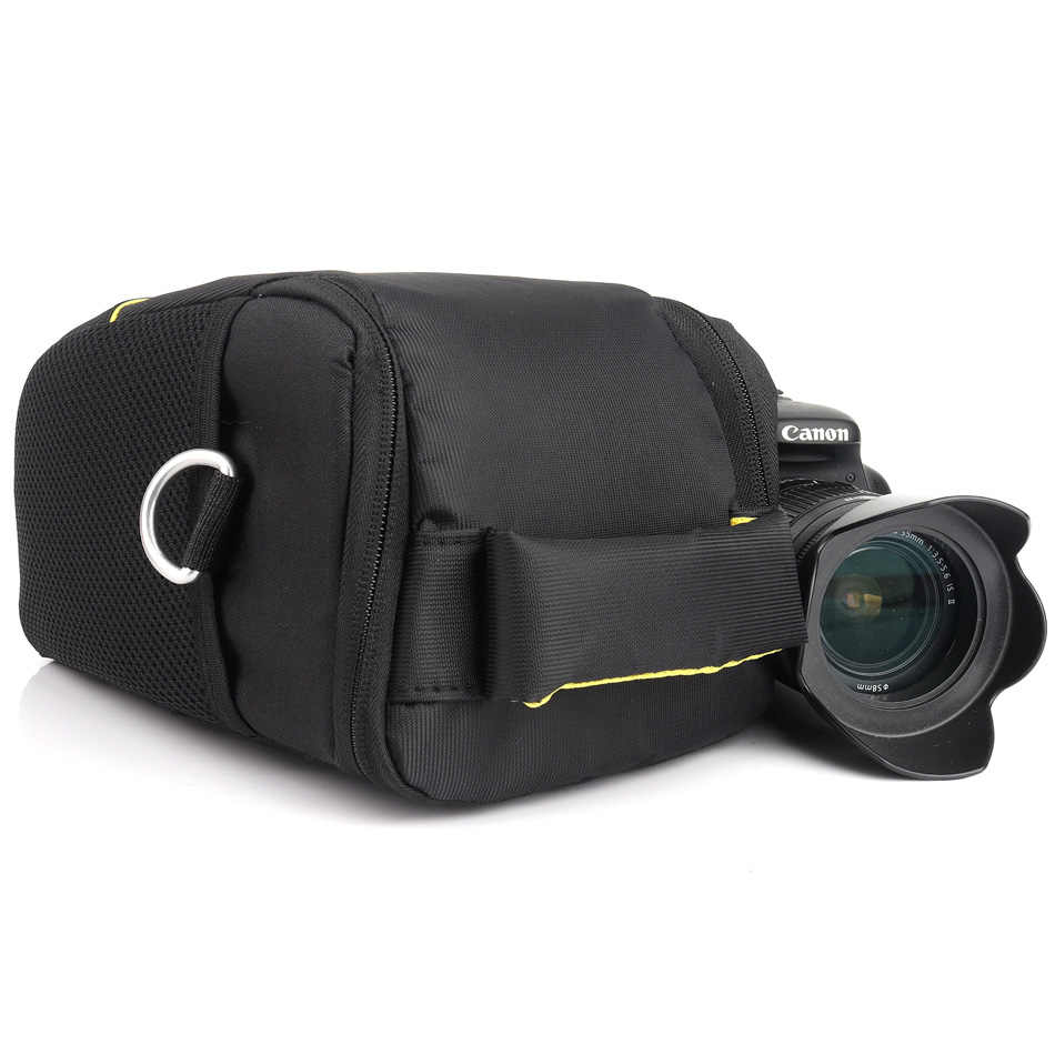 DSLR Камера сумка чехол для ЖК-дисплея с подсветкой Fujifilm X-A1 XA2 X-A3 XA3 XM1 XT1 X-T1 XT2 X-E1 XE1 XE2 XE3 X-T10 X30 X20 X100S X100F XT20 E2S XA5 X70