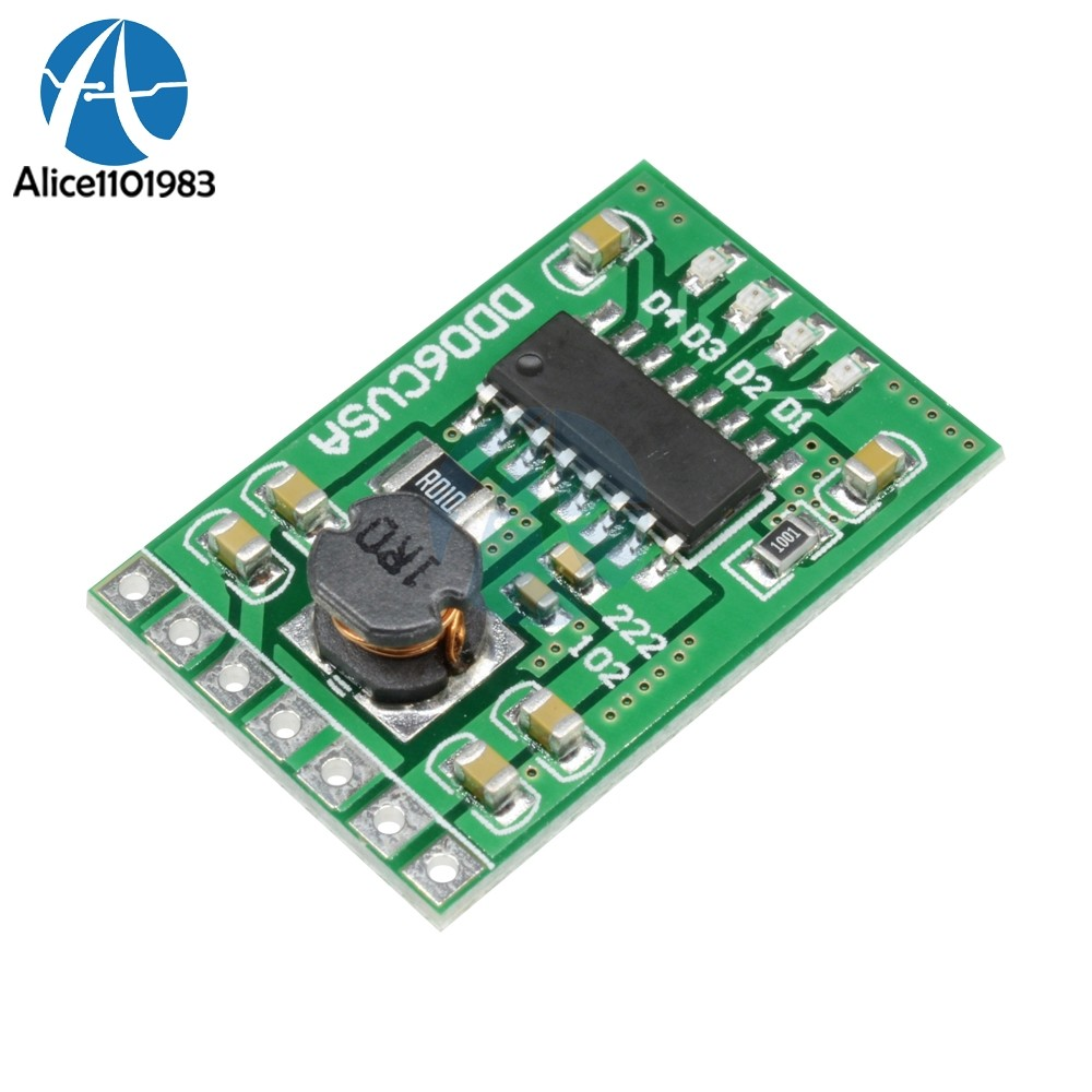 Online Shop Dc 5v 21a Mobile Power Diy Board 42v Charge Discharge Cellphone Lithium Ion Battery Charger Circuit Of Lm317 Boost Protection Indicator