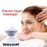 Head Massager Electric head scalp Massager pressure points to relieve stress Promote blood circulation hair growth