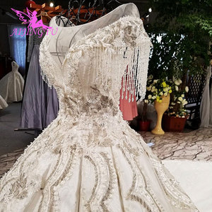 Image 3 - AIJINGYU Slim Wedding Dress Antique Gowns Fat Hot Netherlands Real Price Gown Party Vintage InspiNew Wedding Dresses