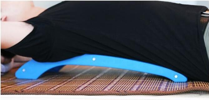 Lombar Inferior trecho dispositivo de calibração