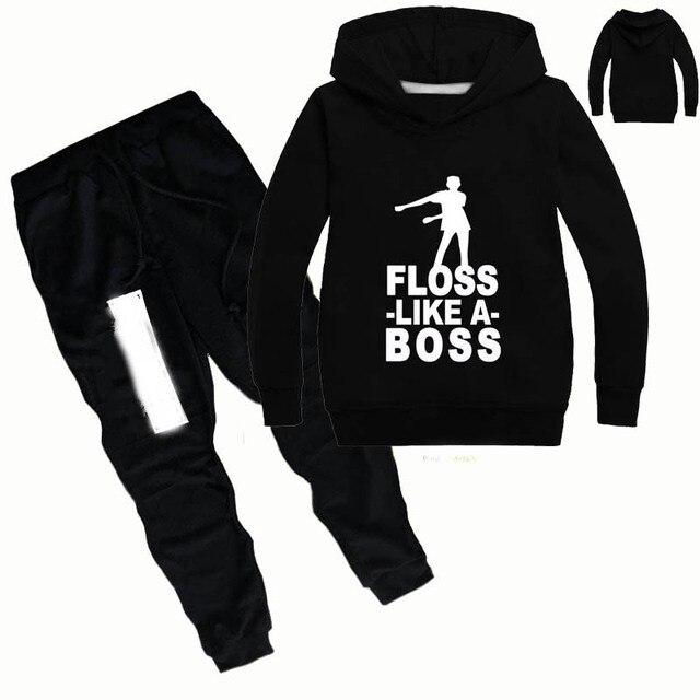 Floss Like A Boss Set 6