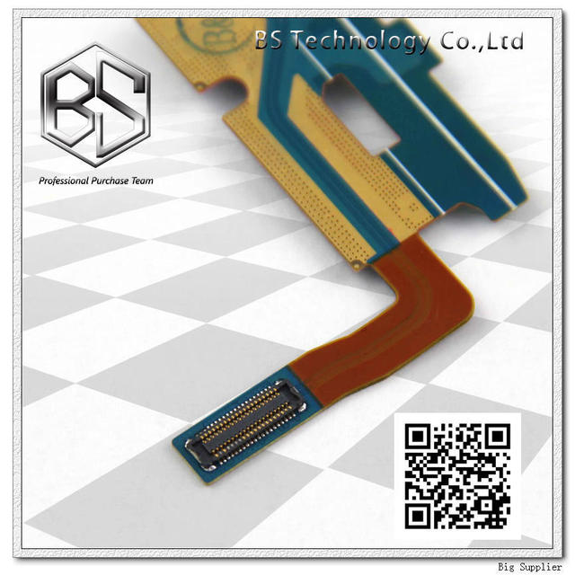 10pcs/lot Original Dock Connector Charging Port Flex Cable for Samsung N7100 Note II Note2