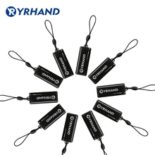 10 個 YRHAND RFID M1 13.56 用のスモールカードドアロック